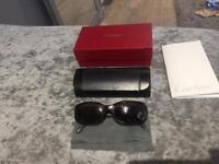 Vintage genuine Cartier sunglasses