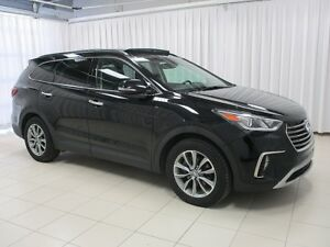 2018 Hyundai Santa Fe XL AWD SUV 7PASS W/ HEATED SEATS/ STEERING