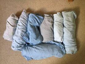 Boys cotbed sheets bundle