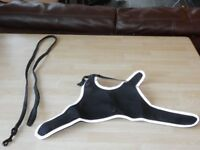 Cat/Small dog Harness with Lead, 1.20 m