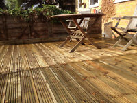 Your decking specialists in Bethnal Green, London