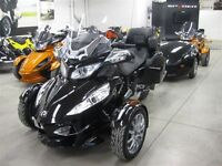 2013 Can-Am Spyder RT Limited -