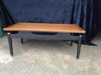 G PLAN 1960's RETRO COFFEE TABLE