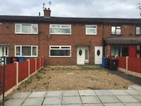 Cowper Way L36 - Three bed unfurnished house to let