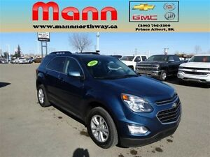 2016 Chevrolet Equinox 1LT - Remote start, Power liftgate, Nav