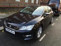 2014(64) Seat Leon FR 2.0TDI Very Low mileage 54000!!! HPI clear!!! Not Audi BMW VW