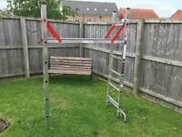 Youngman Pro-Deck Combination 5 Way Ladder
