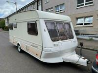 Caravan 5 berth Fleetwood Garland 148-5
