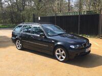 2005 BMW 320D 6 SPEED DIESEL EST TOURER MOT