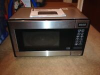 Microwave with grill/combi