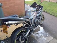 Yamaha r1 runs and rides as it should comes with log book v5 and paper work and 2 keys