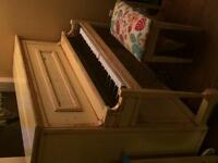 FREE PIANO and BENCH in Sahali :)