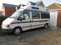 Ford Auto sleeper Duetto 1995