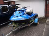 Sea Doo GTX LTD Edition 2007 Supercharger replaced with 2525HP, by main Seadoo dealer
