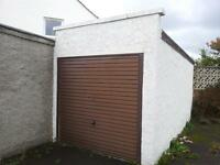 secure lockup/garage for rent