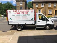 Rubbish Clearance, Waste Removal, Garage/Shed/Garden Clearance, Free Scrap Metal Collection