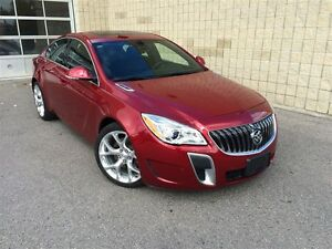 2015 Buick Regal GS**NAV**SUNROOF**LTHR**BCK UP CAM