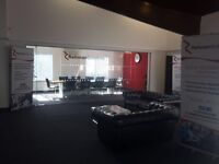 Modern serviced office suites to let