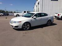 2009 Lincoln MKS AWD-one owner!! One of a KIND!
