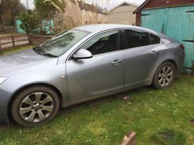 1.8 litre Vauxhall insignia
