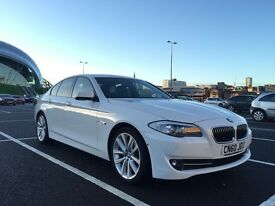 BMW 5 SERIES 3.0 530d SE + +360 PARKING ASSISTANT WITH CAMERA + SAT NAV + FULLY LOADED