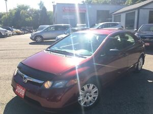 2008 Honda Civic DX-A | All Power | Amazing Condition Kitchener / Waterloo Kitchener Area image 9