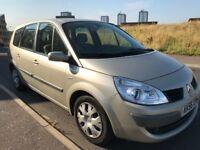 2006 (56 reg) Renault Megane Grand Scenic **7 seater** Diesel