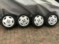 Vauxhall cavalier nova alloys