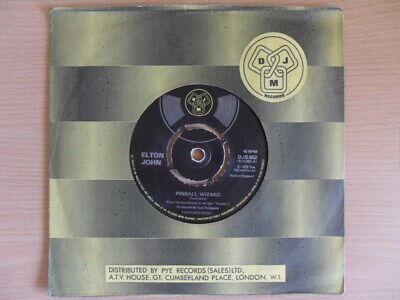 "Elton John - Pinball Wizard  (7"" Vinyl)"