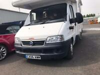 2006 FIAT CARIOCA 635 MOTORHOME 5 BERTH 12 MONTHS MOT - OUTSTANDING CONDITION