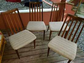 Table and 4 Chairs £35 ono