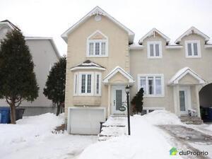 209 000$ - Maison en rangée / de ville à St-Jérôme (St-Antoi