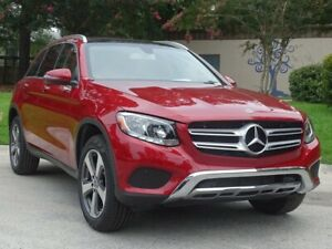 2018 Mercedes Benz GLC 300 Sport