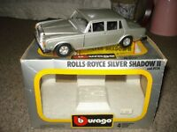 burago 1;24 th rolls royce