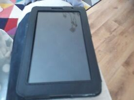 Samsung tablet - 8GB - Model: GT-P3110-NO CHARGER