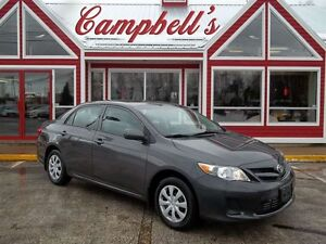 2013 Toyota Corolla CE SUNROOF!! HEATED SEATS!! AIR!! CRUISE!! P