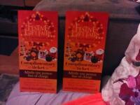 Free festive gift fair tickets