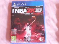 NBA 2K16 Ps4 Used