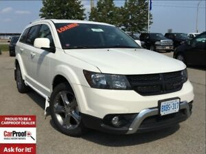 2017 Dodge Journey *CROSSROAD*7 PASSENGER*HEATED FRONT SEATS*
