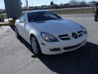 2008 Mercedes-Benz SLK 280 CONVERTIBLE
