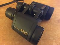 Minolta High Quality Binoculars with zoom control