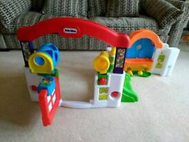 Fisher Price play area