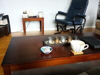 Coffee table set, living room table