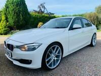 2012 BMW 320D Efficiency Dynamics