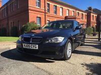 2005 BMW 3 SERIES AUTOMATIC 320d se 2.0 SE DEISEL 1 YEAR MOT FULL SERVICE HISTORY DIES