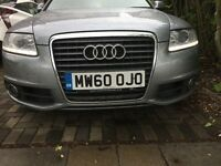 AMAZING AUDI A6 S LINE GREAT IMMACULATE CONDITION FULL LEATHER SEATS FOR QUICK SALE