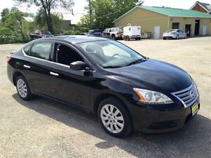 2014 Nissan Sentra S| BLUETOOTH| CRUISE CONTROL| A/C| 57,542KMS Kitchener / Waterloo Kitchener Area image 7