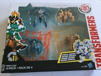 Transformers in Disguise, Mini-Con, 4 in a pack