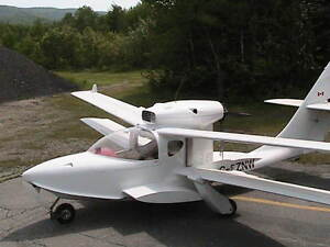 Flying Glass Goose for sale, aircraft, airplane