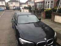 BMW 1 SERIES 116d sport not Mercedes Audi